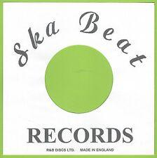 SKA BEAT REPRODUCTION RECORD COMPANY SLEEVES - (pack of 10)