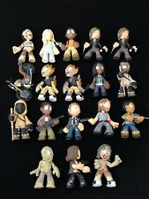 Funko Mystery Minis Walking Dead Series 4 - Complete Set of 18 with Hot Topic