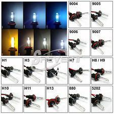 2PCS 35W HID Xenon Bulbs H1 H3 H7 H8 H9 HB3 HB4 H4-3 Bi-xenon beam replacement