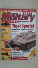 Scale Military Modeller International  -  Tiger Special  - Scale Plans  & Colour