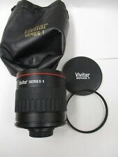 Vivitar 500mm f/8.0 MF Mirror Lens & 2X converter + filter & T-mount choice