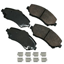 Disc Brake Pad Set-Performance Ultra Premium Ceramic Pads Front Akebono ASP1273A