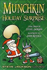Steve Jackson Games: Munchkin - Holiday Surprise (New)