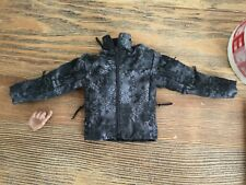 1/6 scale Very Hot Black Camo Jacket