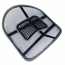 Car Office Seat Chair Massage Back Lumbar Support Mesh Ventilate Cushion Pad SH