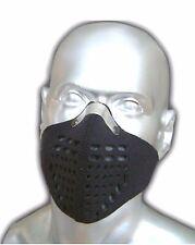 Respro Metro Anti-Pollution Bicycle Bike Cycling Face Masks Black Medium & Large