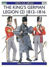 The King's German Legion (2): 1812-16 (Men-at-Arms) (v. 2)-ExLibrary