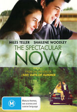 The Spectacular Now  - DVD - NEW Region 4