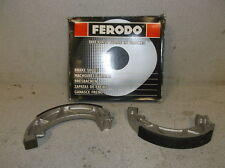 """""""Ferodo"""" Rear Brake Shoes for 1996 """"Piaggio"""" Velofax 50"""