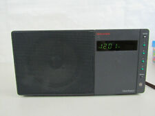 Nakamichi Clock Radio 1 Am / Fm Ac/Dc Power-Tested & Working