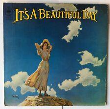 IT'S A BEAUTIFUL DAY Original 1969 CBS Vinyl LP 63722 FIRST PRESSING A2/B1 EX