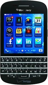 Blackberry Q10 | Verizon | 16GB | Black | SQN100-2 | GSM Unlocked