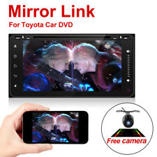 Android 7.1 Quad Core Head Unit Car DVD GPS Player Navigation For Toyota Collora
