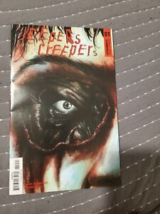 Jeepers Creepers #1B Marc Andreyko Dynamite Entertainment