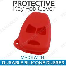 Remote Cover Case Shell for 2004 2005 2006 2007 Chrysler Town and Country Red