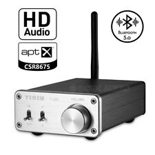 Stereo Bluetooth 5.0 Receiver Transmitter Audio DAC OPT Digital Inteface APTX-HD