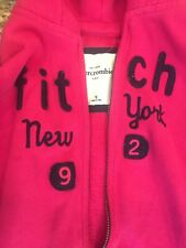 Abercrombie and Fitch Jacket Girls Size M