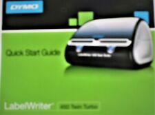 Dymo Labelwriter 450 Twin Turbo Thermal Printer Withusb Amp Power Adapter 2330582