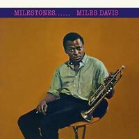 Miles Davis - Milestones - Ltd. Edition - LP 180g Vinyl - DMM - Neu & OVP