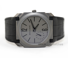 Bulgari Octo Finissimo Extra Thin 102711 Titanium Mens Watch
