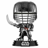 "STAR WARS KNIGHT OF REN SCYTHE 3.75"" POP VINYL FIGURE RISE OF SKYWALKER 333"