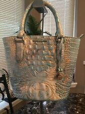 Brahmin Small Bowie Satchel Serendipity Melbourne NWT