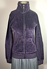 Authentic Belstaff Victoria Velour Cardigan Jacket EU 42 Made In Italy