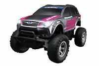 Jozen Dirt Max 1/22 scale radio-controlled Subaru Forester F/S w/Tracking# Japan