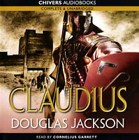 Claudius: by Douglas Jackson - Unabridged Audiobook 10CDs