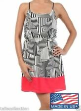 Unbranded Casual Geometric Dresses Tunic/Smock Dress