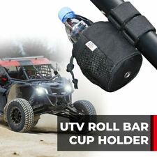 Roll Bar Cup Drink Bottle Holder Water Beverage Mount Cage For ATV UTV Bicycle