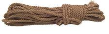 LEX ROPES Leinenhanf 8 m x 5 mm (1,99 EUR / Meter) Hanf Seil Shibari Bondage B