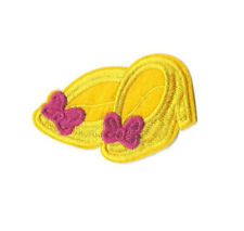 Minnie Mouse Shoes - Fashion - Disney - Embroidered Iron On Patch