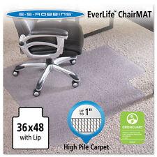 ES Robbins 36x48 Lip Chair Mat, Performance Series AnchorBar for Carpet up...