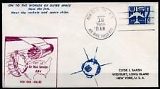 Air Mail-Service con missile am-4 New-York-Dallas 12.7.59. SOST-Lettera. USA 1959
