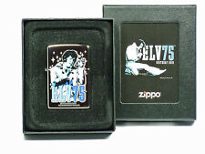 Zippo Elvis 75th anniversaire 2010, 75 years Limited Edition, limitée NEUF