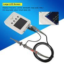 Mini Digitale Oscilloscopio LCD portatile Precisione a 12 bit   singolo trigger