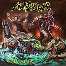 ANTIPEEWEE - MADNESS UNLEASHED  CD NEUF