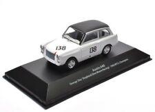 1:43 ATLAS EDITIONS BTCC RACE CAR AUSTIN A40 GEORGE 'DOC' SHEPHERD 1960 NIB