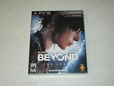 Beyond Two Souls Special Edition PlayStation 3 Unopened Sealed  FREE SHIPPING