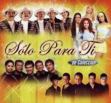 Various Artists : Solo Para Ti De Coleccion CD