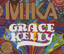 MIKA GRACE KELLY + REMIX  RARE UK 3-TRACK CD SINGLE