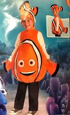 Disney Pixar Finding Dory Nemo Costume Childs Large 3-6 Halloween Cosplay Cute