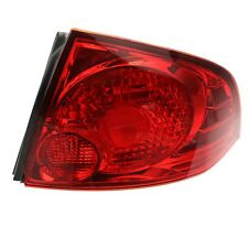 2004 nissan sentra tail light assembly