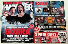 METAL HAMMER July 2016 GOJIRA + CD + Fest GUIDE DOWNLOAD Weekend COREY TAYLOR