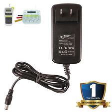 DC Power Adapter for Brother P-Touch PT-D210 PT-D210 PTD200VP PTH110 Label Maker