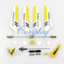 A Lot of 10 (Ten) Replacement Parts Sets for Syma S107G YELLOW COLOR