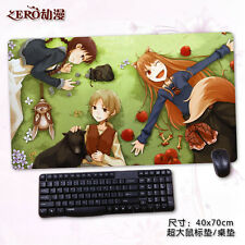 Spice and Wolf Horo Mouse Mat big Pad Customzie Cosplay Janpan Gift