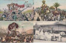 CARNAVAL FRANCE 53 Vintage Postcards pre-1940 Mostly Nice and Cannes