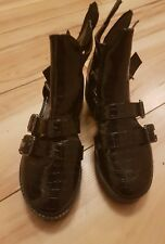 ladies pink soda ankle shoes size 5